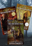 The Yellow Hoods boxset (Books 1-3)