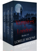 Vampires of London: Books 1-3