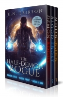 The Half-Demon Rogue: The Complete Trilogy