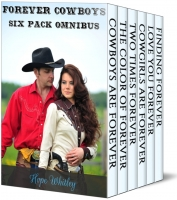 Forever Cowboys Six Pack Omnibus