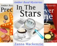 Amber Reed Mystery (6 Book Series)