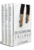 The Salzburg Saga Trilogy - Books 1-3