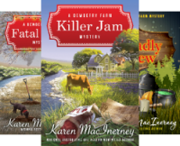 Dewberry Farm Mysteries (4 Book Series)