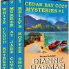 Cedar Bay Cozy Mysteries Series #1