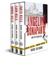 Angelina Bonaparte Mysteries Box Set (Books 1-3)